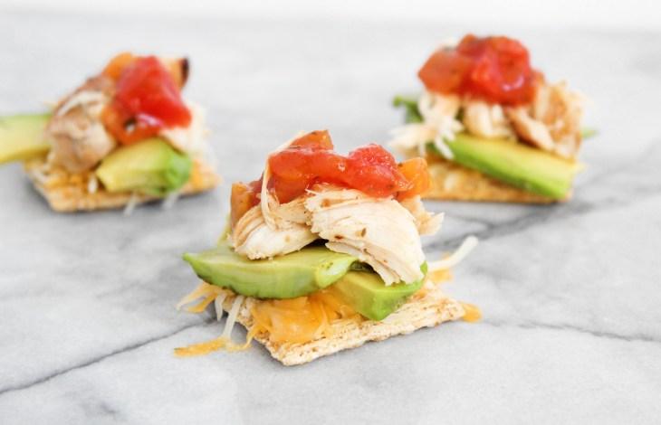 Mini Cracker Sandwich Bites