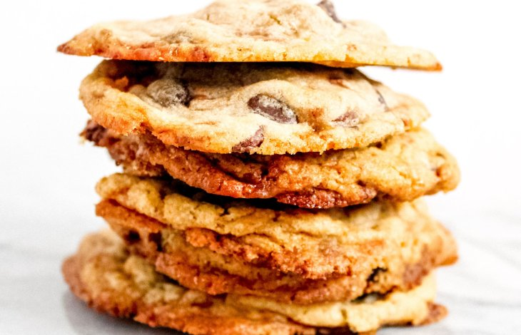 Chocolate Chip Toffee Cookie