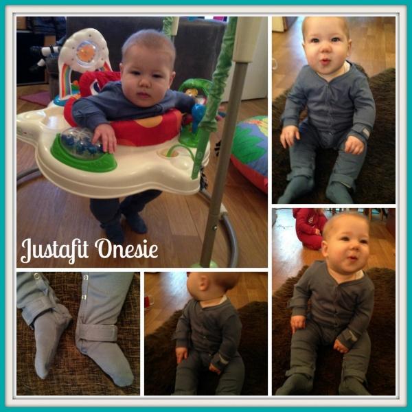 Justafit Onesie