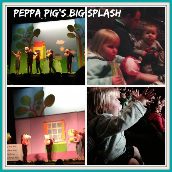 peppa pigs big splash