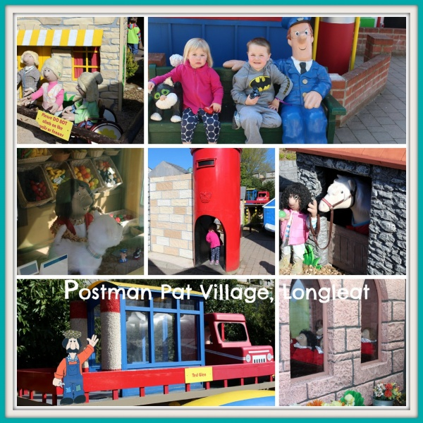 Postman Pat at Longleat