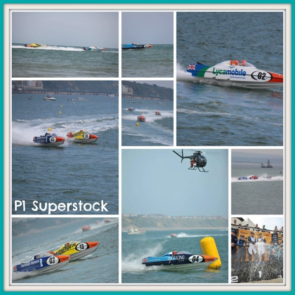 Bournemouth P1 Superstock
