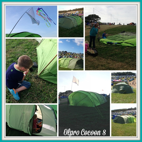 Olpro Cocoon 8