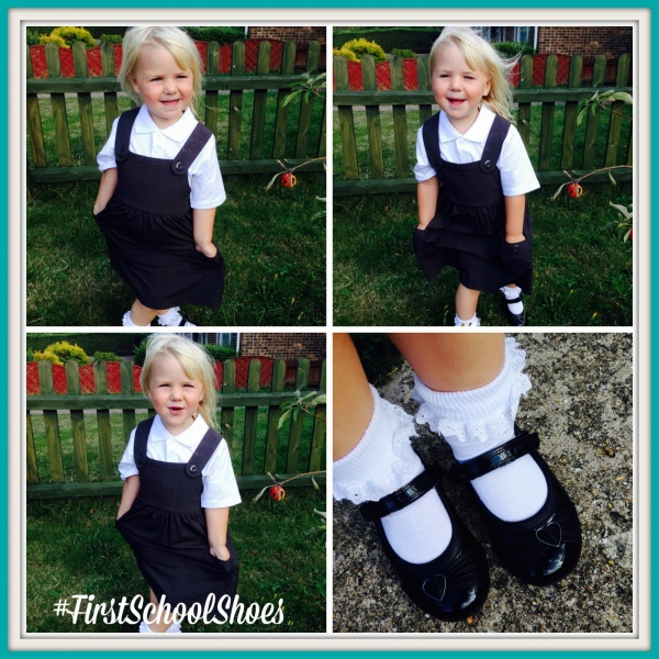 #FirstSchoolShoes