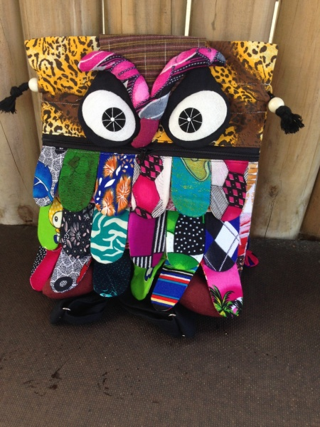 Ragworks Owl Backpack