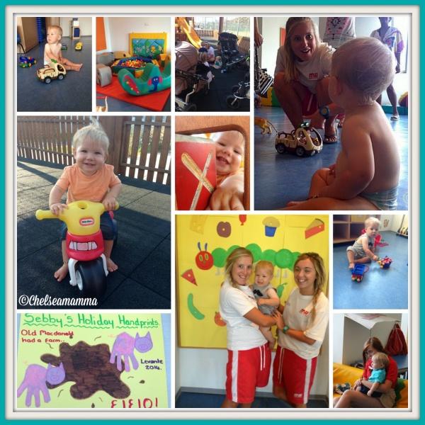 Childcare at Mark Warner