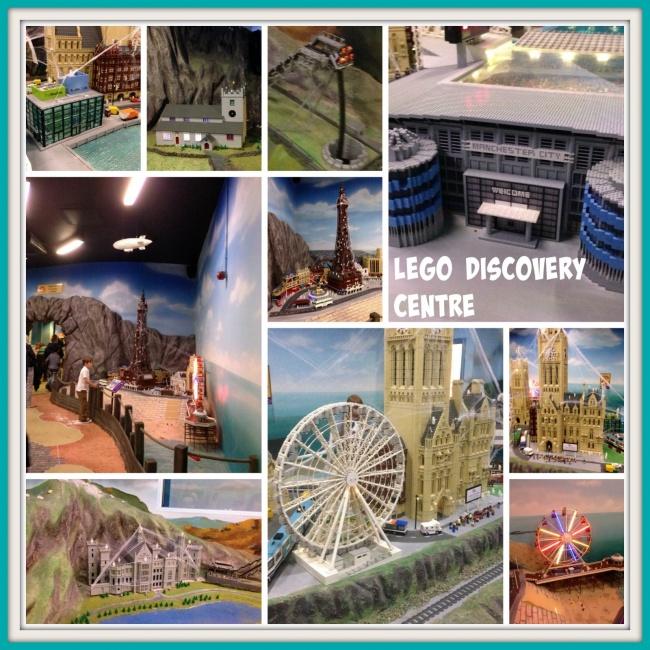 Lego Discovery Centre