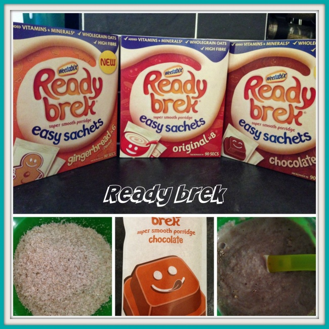 Ready Brek Launches The Perfect Winter Warmer
