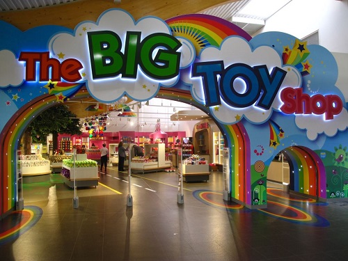 big toy shop
