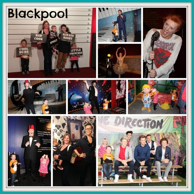 Blackpool Madam Tussauds