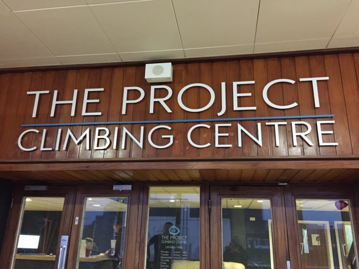 The Project Climbing Centre Poole