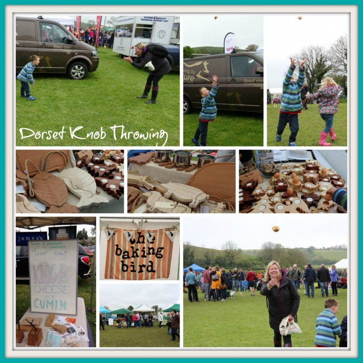 Dorset Knob Throwing