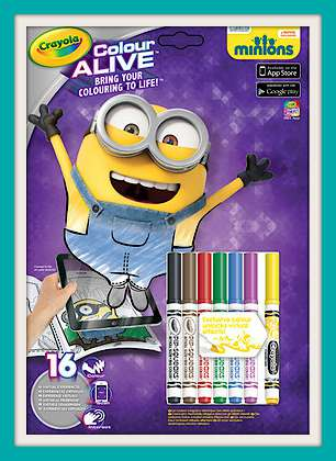 Colour Alive