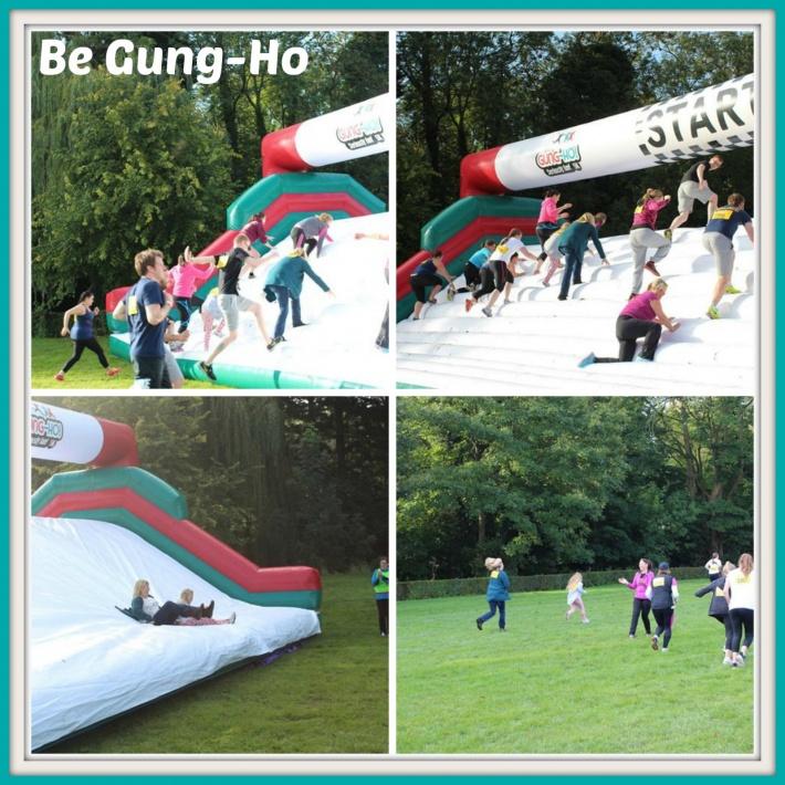 Be Gung-Ho