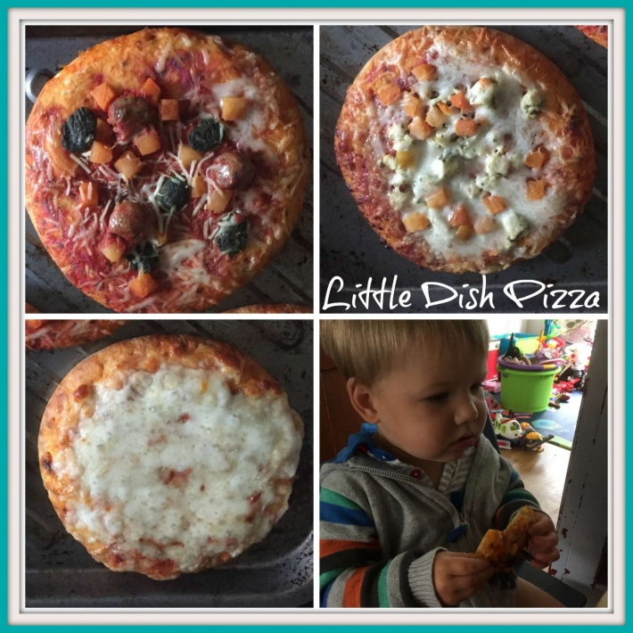 Little Dish Pizza