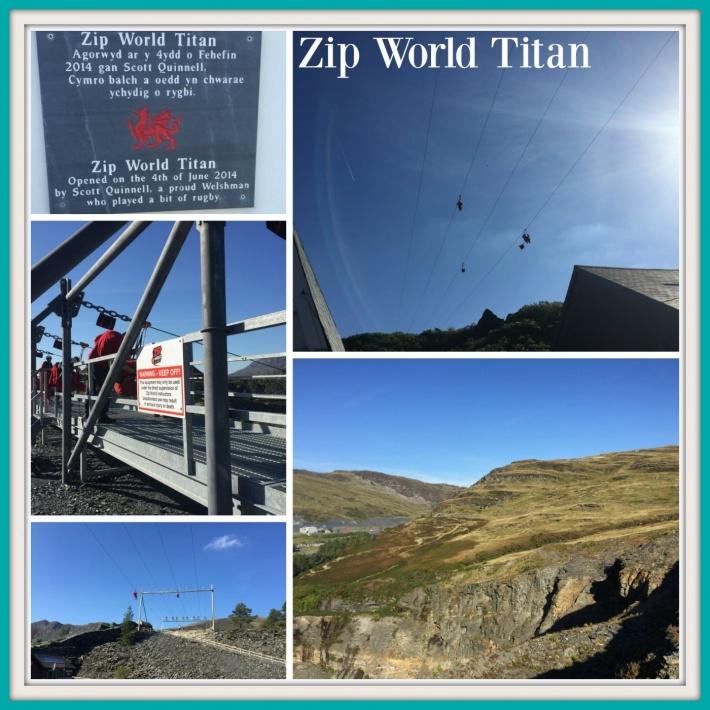 Zip World Titan