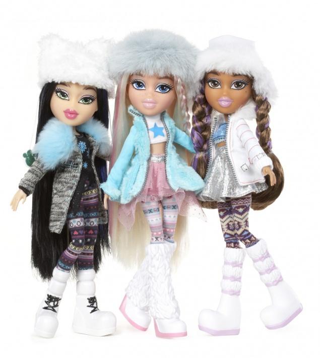 Bratz SnowKissed Doll