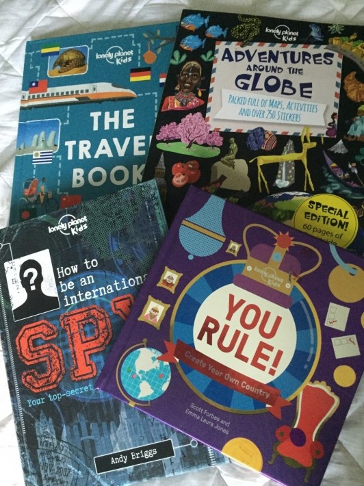 Lonely Planet Book Review
