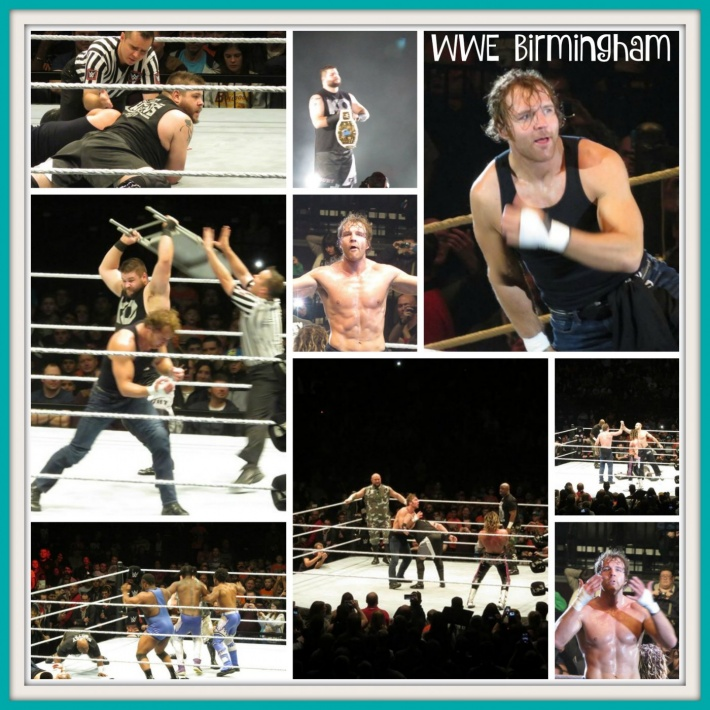 WWE Birmingham
