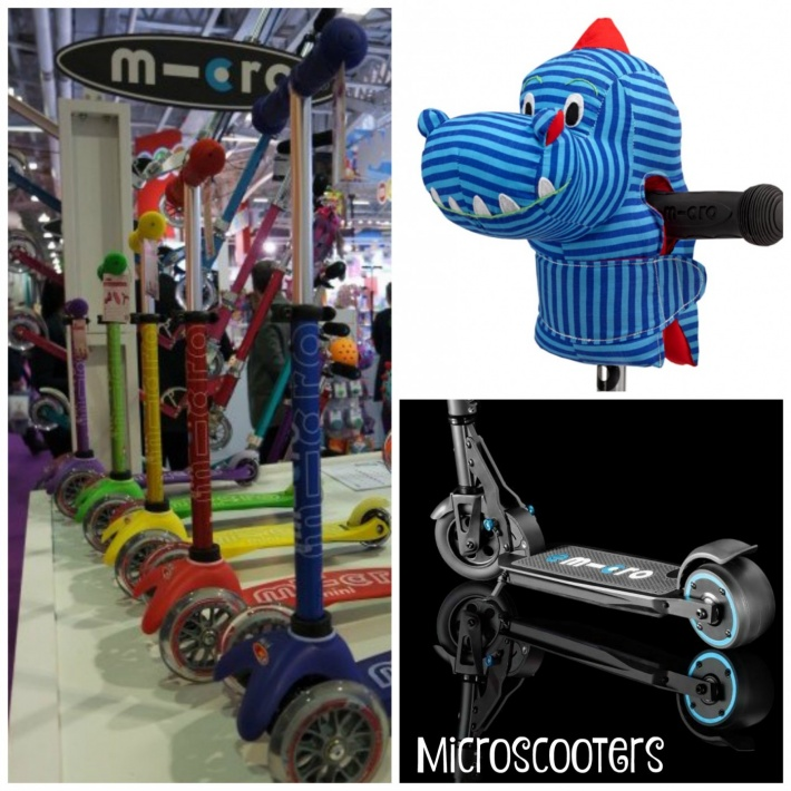Microscooters