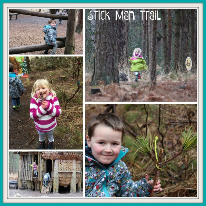 Stick Man Trail