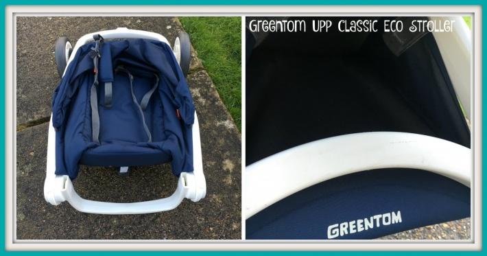 Greentom Upp Classic Eco Stroller