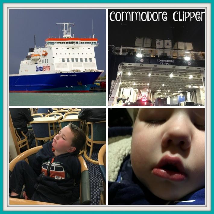 Commodore Clipper