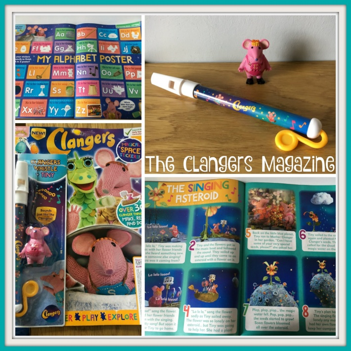 Clangers Magazine