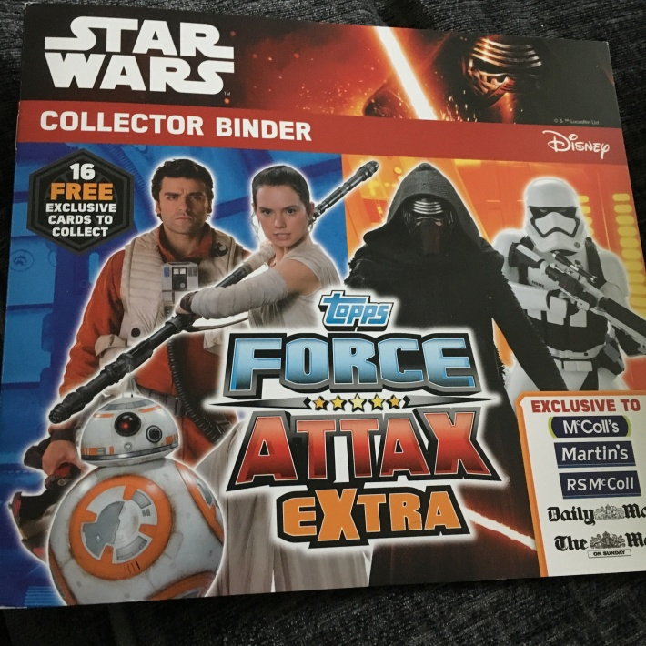 Force Attax Extra