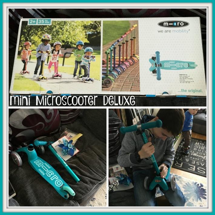 Mini Microscooter Deluxe