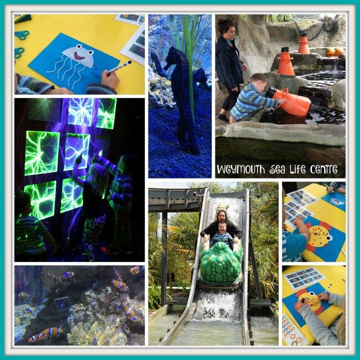 Weymouth Sea Life Centre