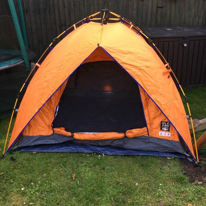Olpro Pop Tent