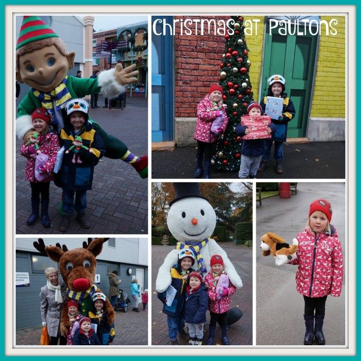 Christmas at Paultons