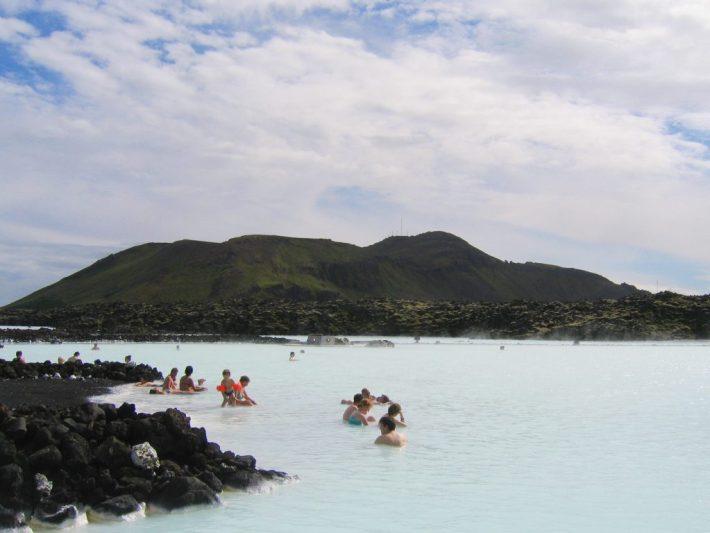 Geothermal Bath Iceland