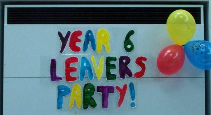 Kian's Leaver Disco
