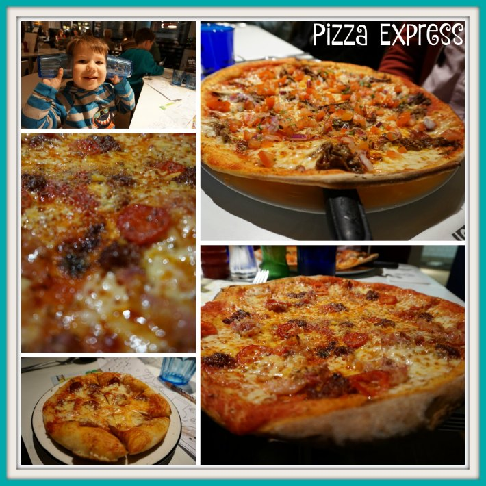 Pizza Express Pizza