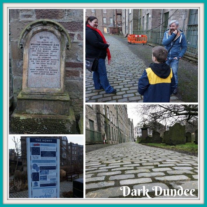 Dark Dundee Walking Tour