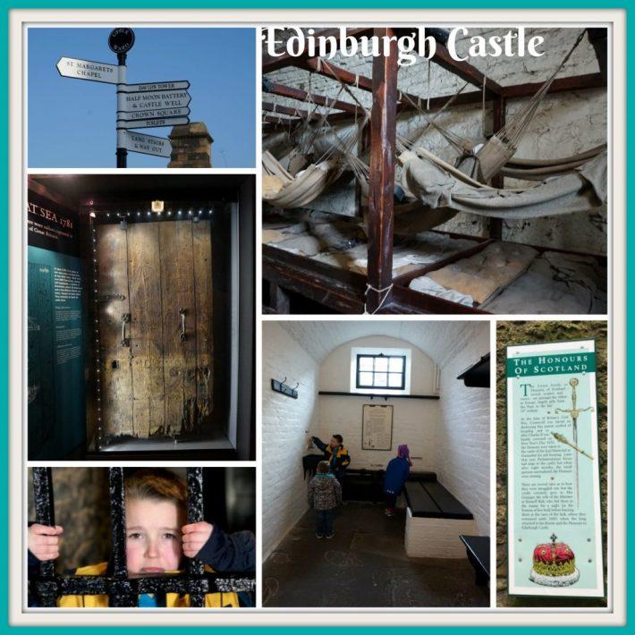 Edinburgh Castle Dungeons