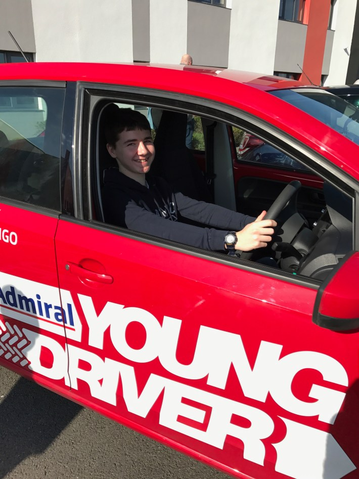 Admiral Young Driver