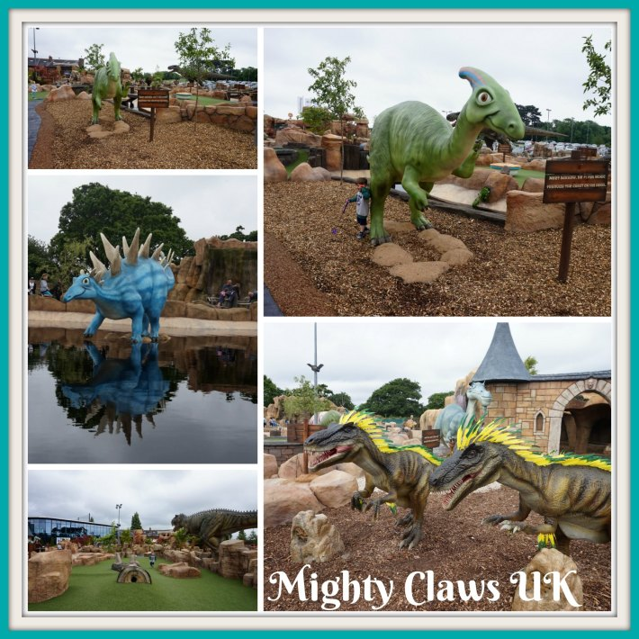 Mighty Claws UK Bournemouth