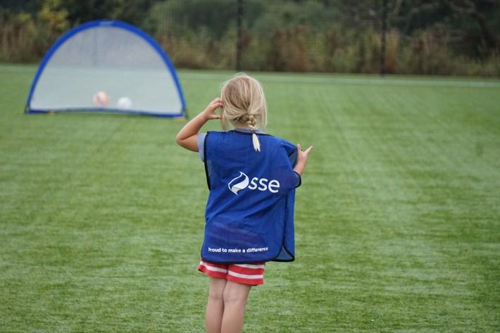 #SSEWildcats Girls Football Club