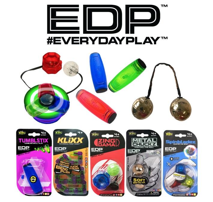 EDP range