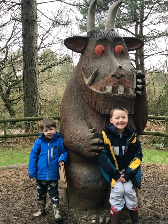Gruffalo - Moors Valley