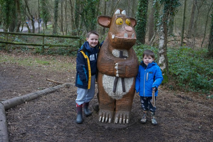 Gruffalo's Child - Moors Valley