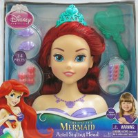 Ariel Styling Head Disney