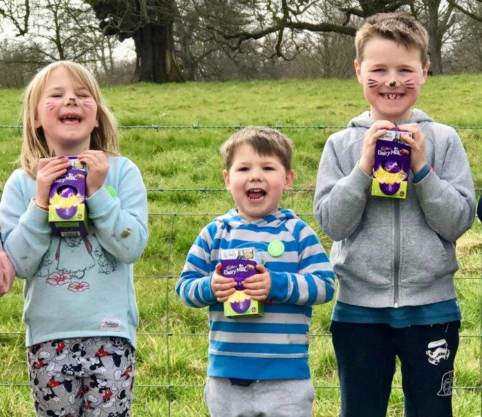 Easter Egg Cadbury