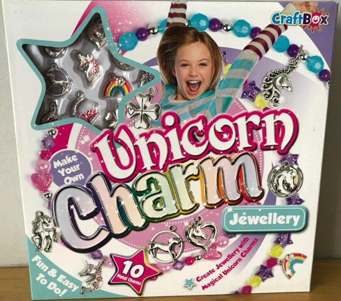 Unicorn Charm Set