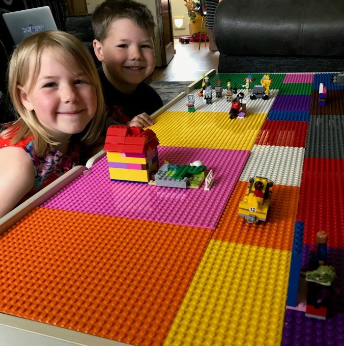Eliza and Sebby LEGO