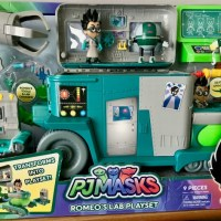 Romeo's Lab Playset