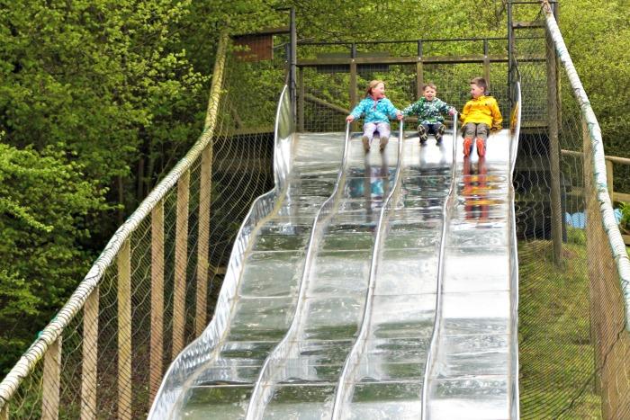 Slide Robin Hill